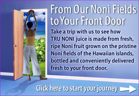 Learn How TRU NONI juice is made